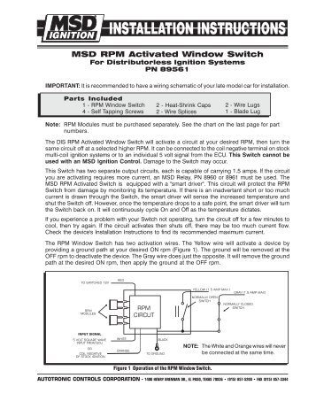 Msd Rpm Switch Wiring Diagram - Facbooik.com