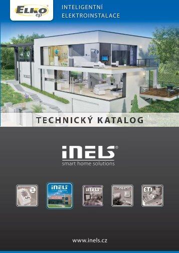 INTELIGENTNÍ ELEKTROINSTALACE www.inels.cz - ELKO EP ...
