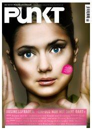 Punkt Magazin Juli/August 2008, Seite 18 - GetDiversity