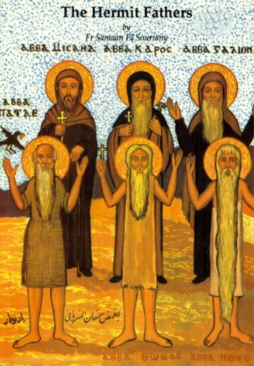 THE HERMIT FATHERS; - Pope Kirillos Scientific Family