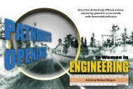 Engineering Jobs for Women: from Military to Civilian - CH2M Hill