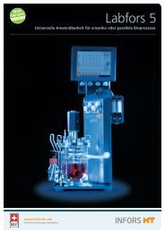 Broschüre Labfors 5 - Bartelt