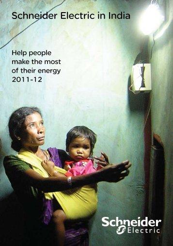 Schneider Electric in India