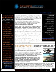 _Issue 50 - Spring 2014 Partnership Activation Newsletter