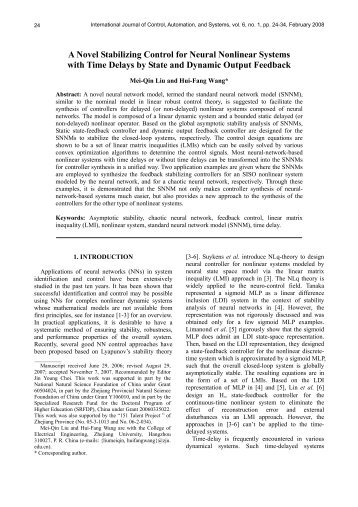 pdf vibration suppression feedback ontrol