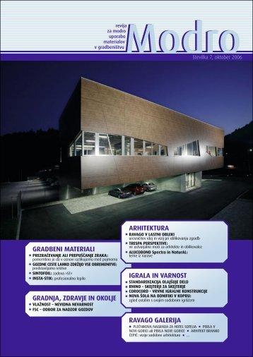 Revija Modro, l. 2006, št. 7 - Ravago