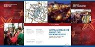 Flyer Mittelalterlicher Markt 2013 (pdf/ 932 kb)