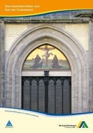 Der G Eine besondere Reise zum Rom der Protestanten