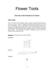 Turning Flowers