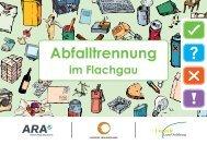 Abfalltrennung im Flachgau - Gemeinde Elixhausen
