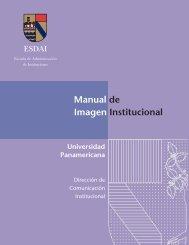 Imagen Institucional Manual de - Universidad Panamericana
