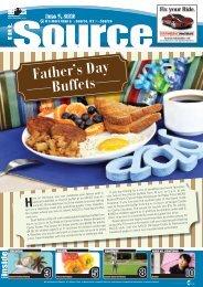 Father's Day Buffets - MCCS Okinawa