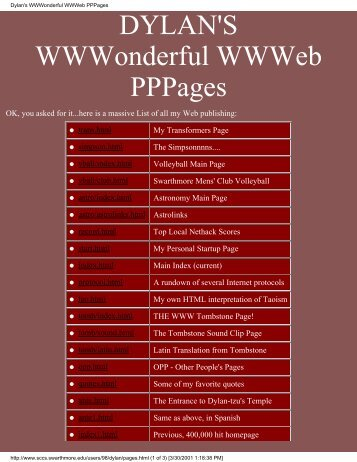 Web Page (pdf-3/01)