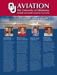 The University of Oklahoma - OU Aviation - University of Oklahoma