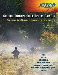 Ground TacTical Fiber opTics caTaloG - Kitcofo