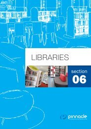 LIBRARIES - Pinnacle Furniture
