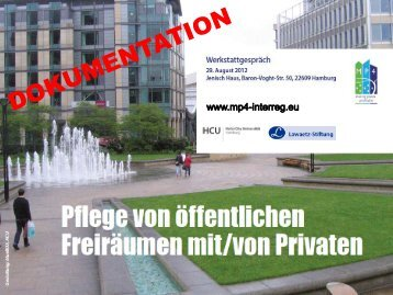 MP4 Stakeholder Workshop Hamburg 29-08-2012 - Interreg IVB ...
