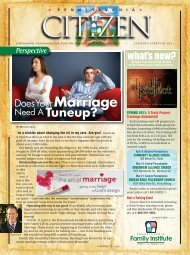 DoesYourMarriage - Pennsylvania Family Institute