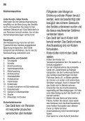 DE Gebrauchsanweisung GB Instructions for use FR ... - Wehkamp.nl - Page 4