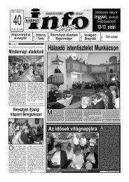 Hálaadó istentisztelet Munkácson - Kárpátinfo.net
