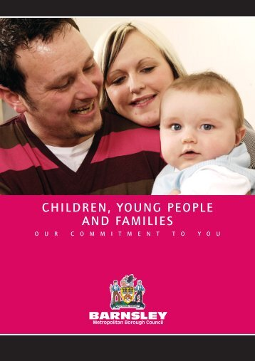 children, young people and families - Barnsley Council Online