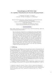 Teleradiologie per DICOM-E-Mail: - Mbi.dkfz-heidelberg.de - DKFZ