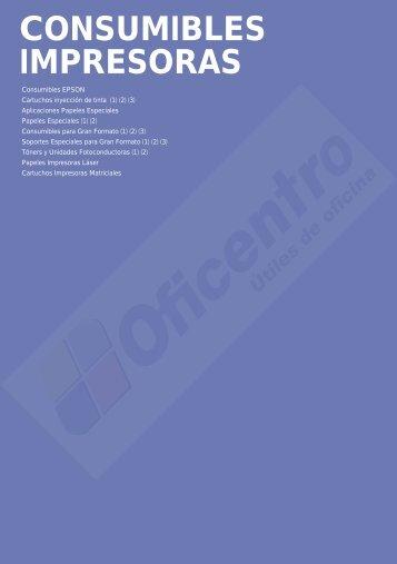 CATALOGO EPSON.pdf - Oficentro