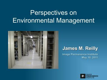 Perspectives on Environmental Management - Delaware Division of ...