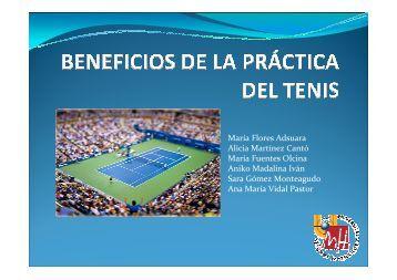 Microsoft PowerPoint - Tema 16. Beneficios de la pr ... - Miguel Crespo