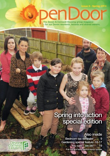 Spring into action special edition - DCH
