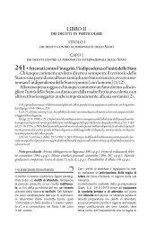 LIBRO II - La Tribuna