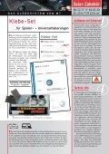 | KLEBE-INFO | SOLAR-HALTERUNGEN ... - Esomatic.de - Seite 6