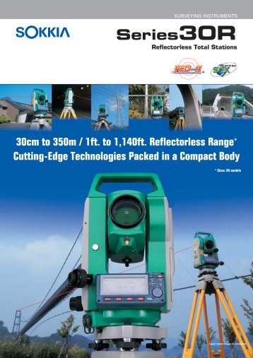 Series30R English Brochure
