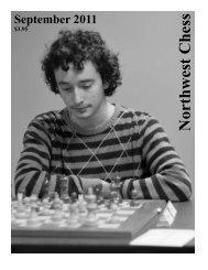201109 - Northwest Chess!