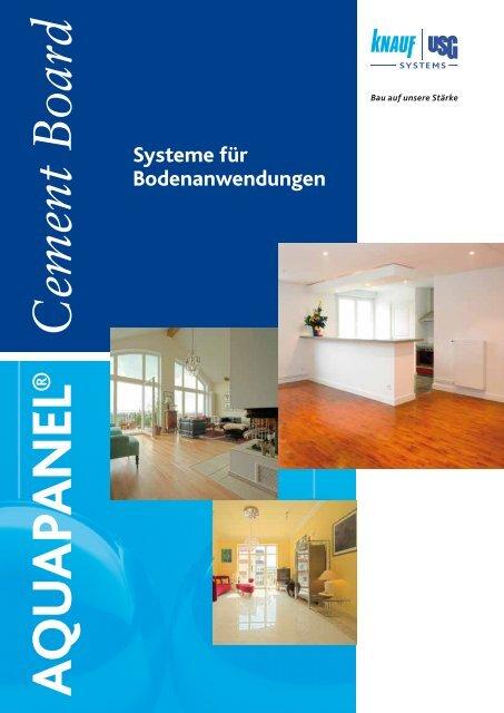 Systeme für Bodenanwendungen