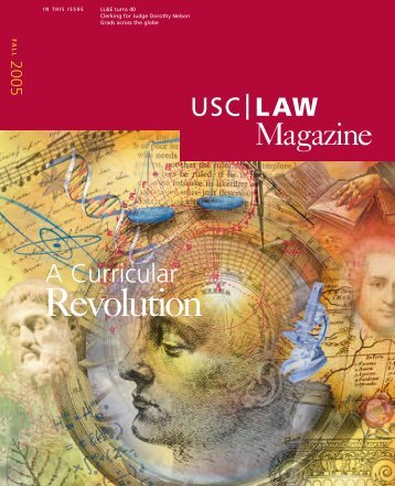 Revolution - USC Gould School of Law - University of Southern ...