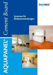 EL1 Cement Board Floor - Knauf Perlite