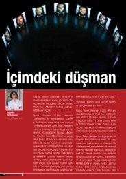 İçimdeki düşman - İstanbul Dişhekimleri Odası