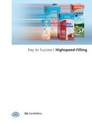 Key to Success | Highspeed-Filling