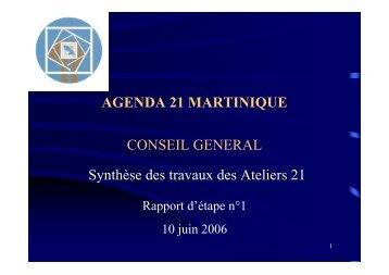 Au format Acrobat - Le Conseil Général de la Martinique