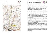 Le carte topografiche - Perugia 3