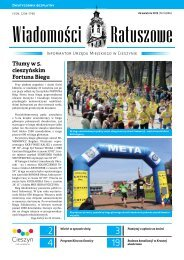 26 kwietnia 2013.pdf - Cieszyn.pl