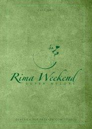 Rima FIV Estilosa - Canal Rural