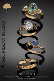 Page 1 Page 2 On the Cover: A ~ Ladies' ring set with a 1.78 cts ...
