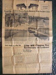 331st Infantry Regiment The TTF . Vol 2 No 3. June 17, 1945