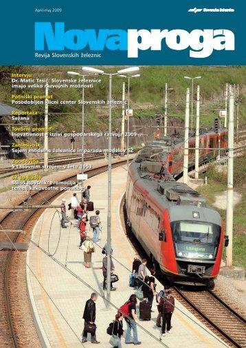 April-maj (.pdf, 2 MB) - Slovenske železnice