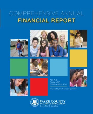 FY 2011 - Wake County Public School System
