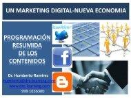 Conferencia sobre Marketing Digital 3.0 - By Dre-Learning.Com