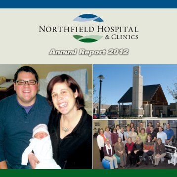 Annual Report 2012 - Northfield Hospital