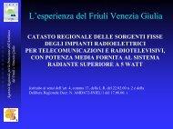 Agenzia Regionale per la Protezione dell'Ambiente del Friuli